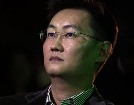 腾讯CEO 马化腾-腾讯O2O,马化腾动了谁的地盘